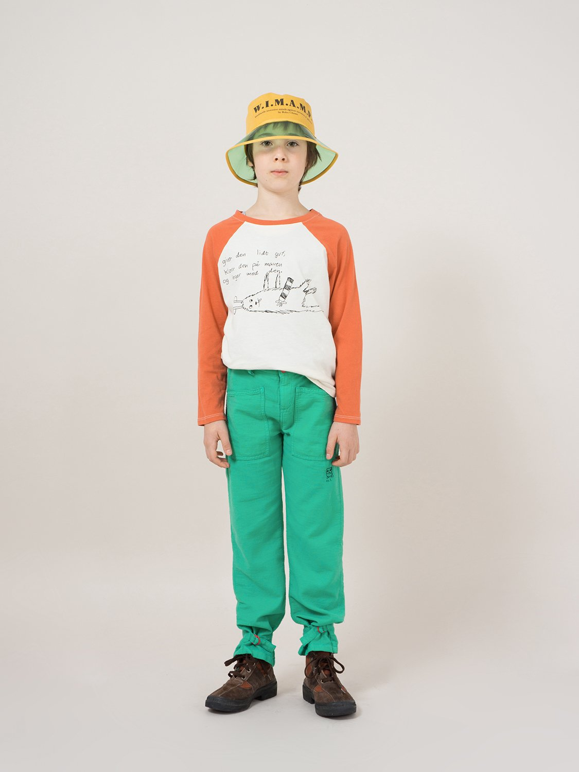W.I.M.A.M.P. Green Trousers
