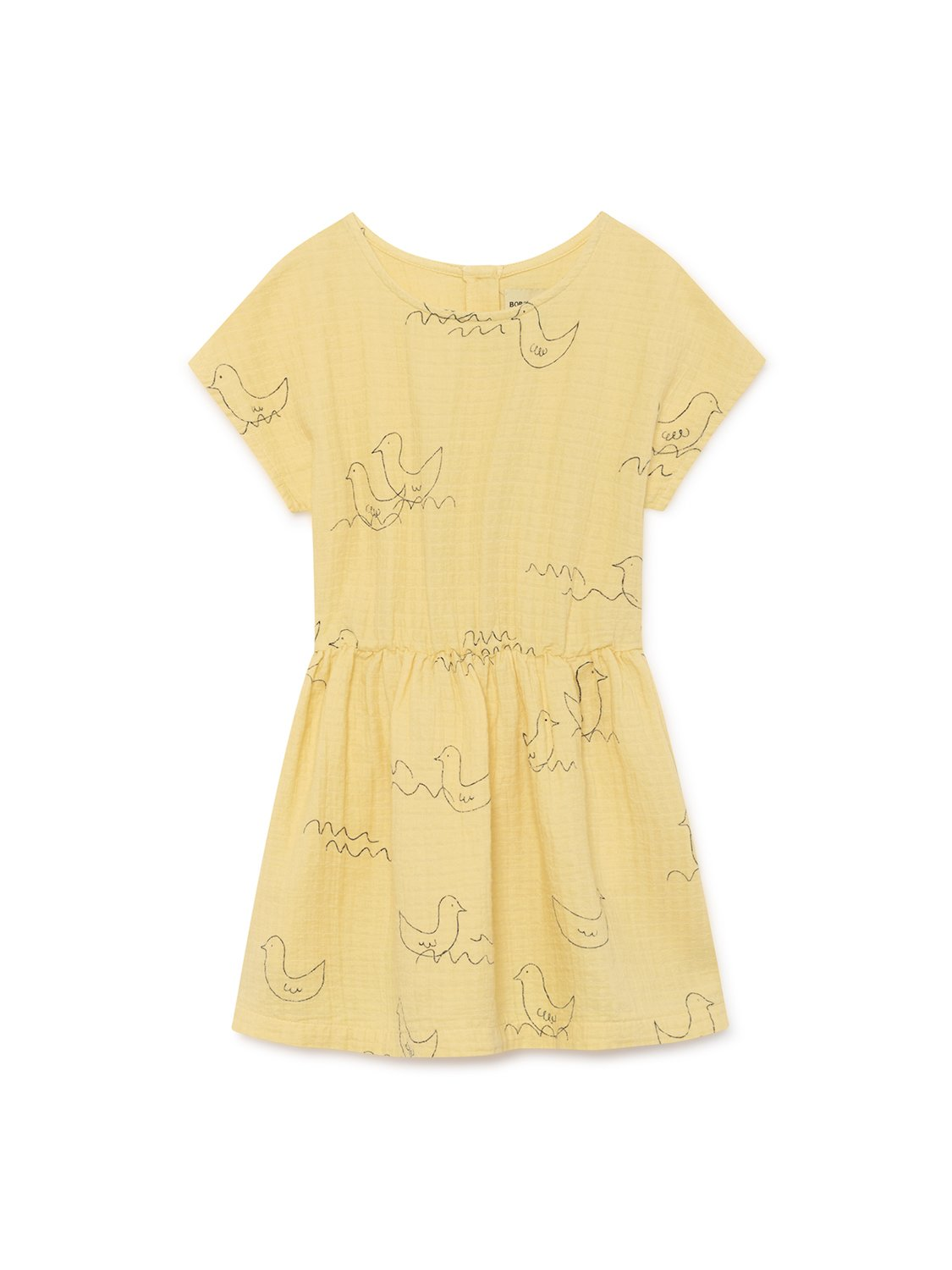 Geese T-Shape Dress