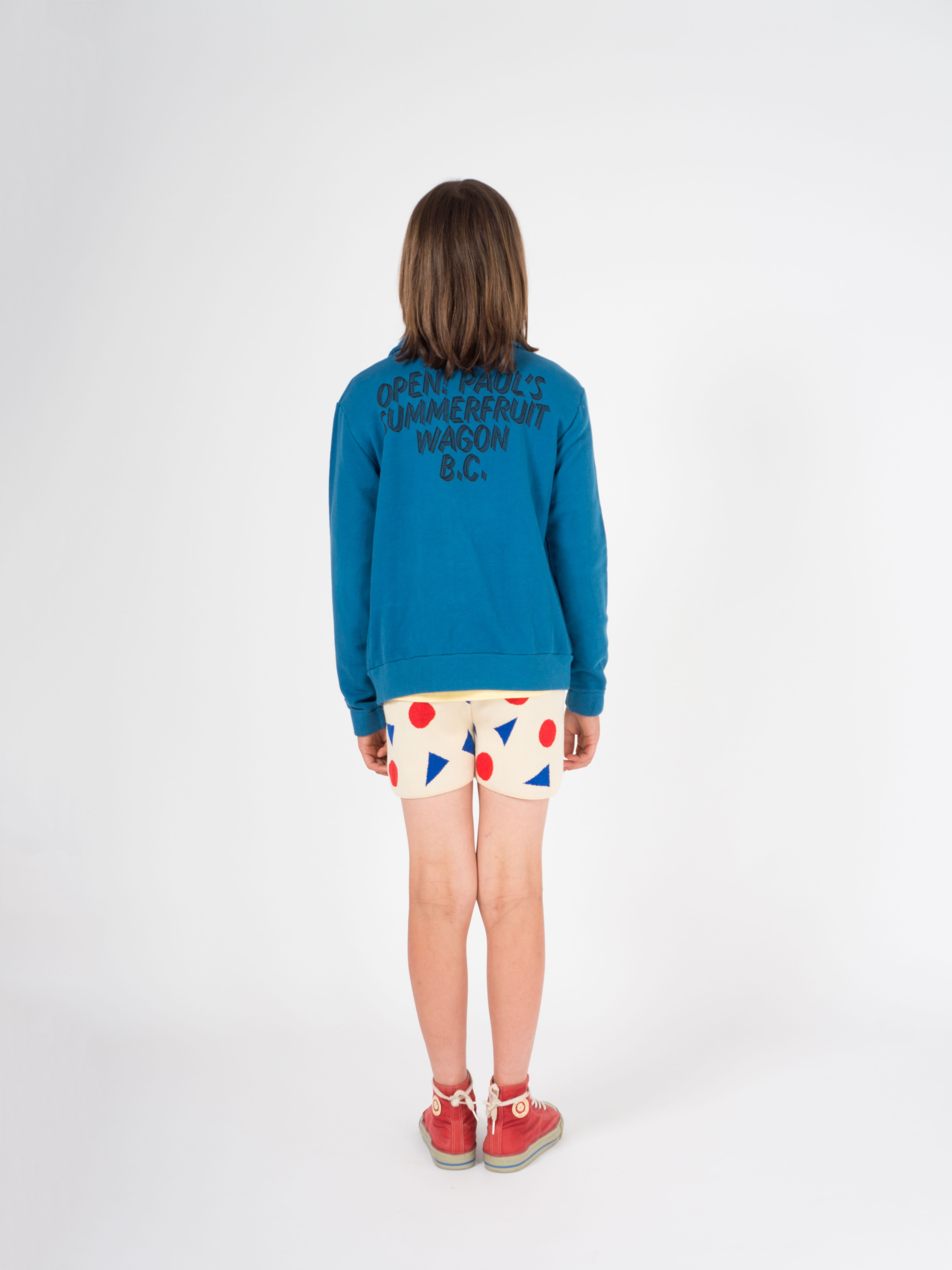 Pollen Knitted Shorts
