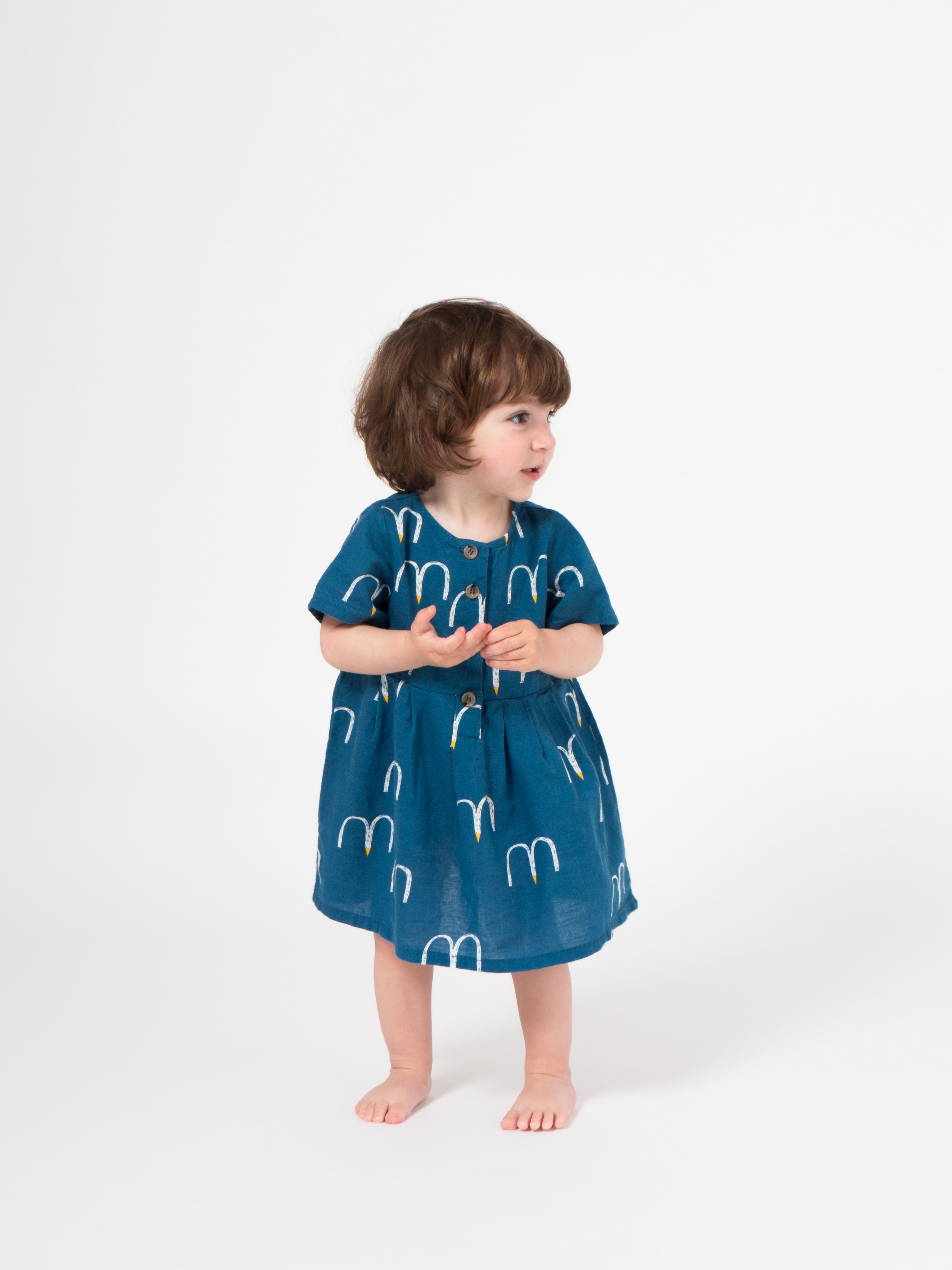 Birds Princess Dress