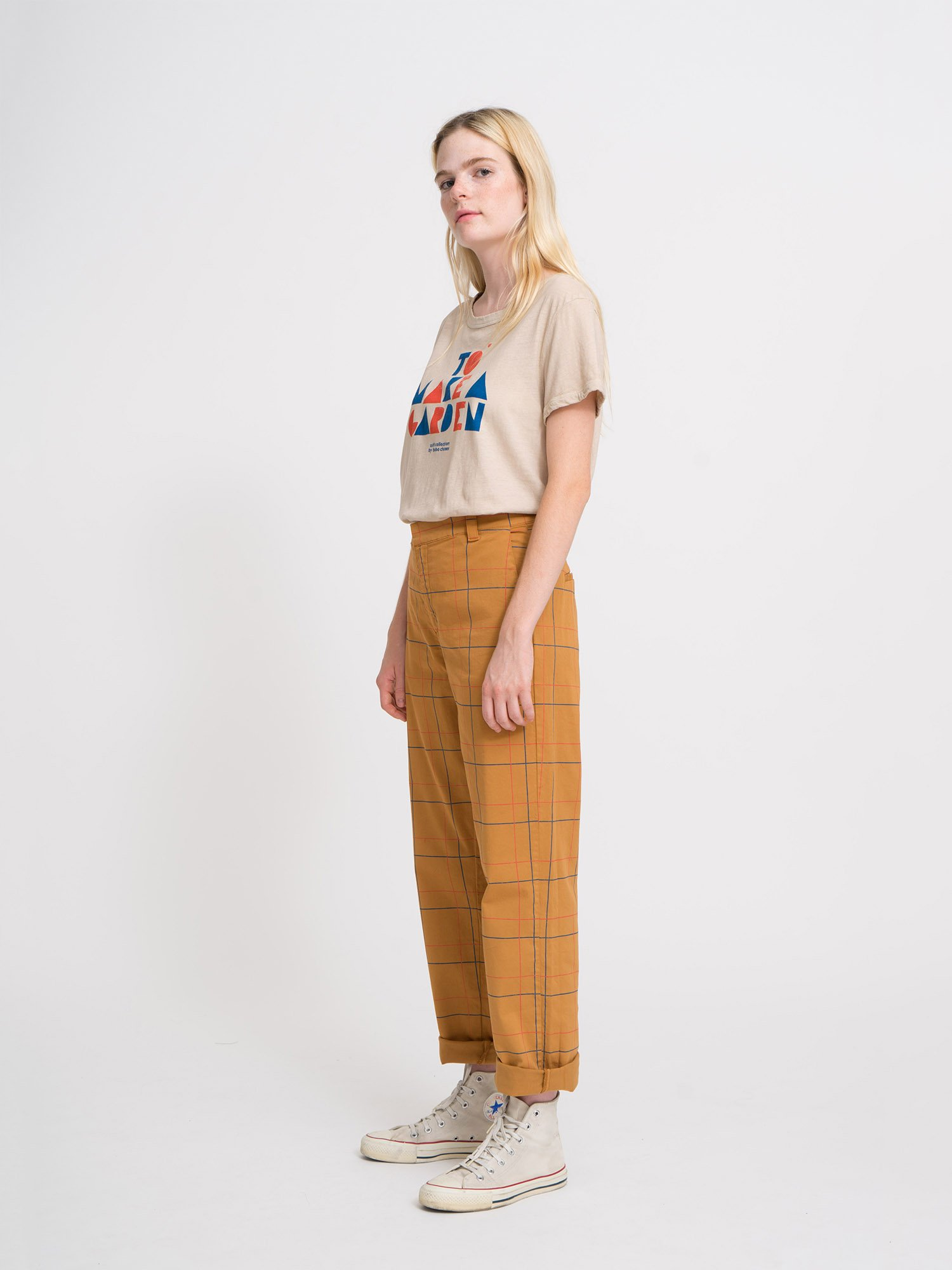 Geometric Short Sleeve T-Shirt