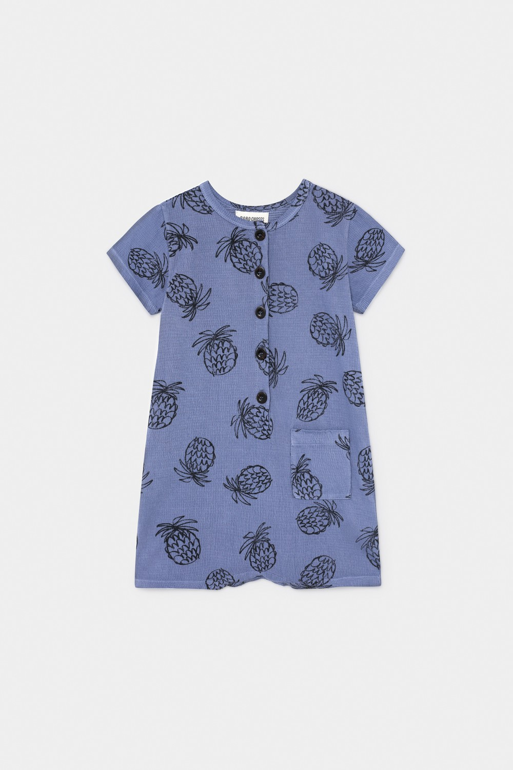 All Over Pineapple Playsuit