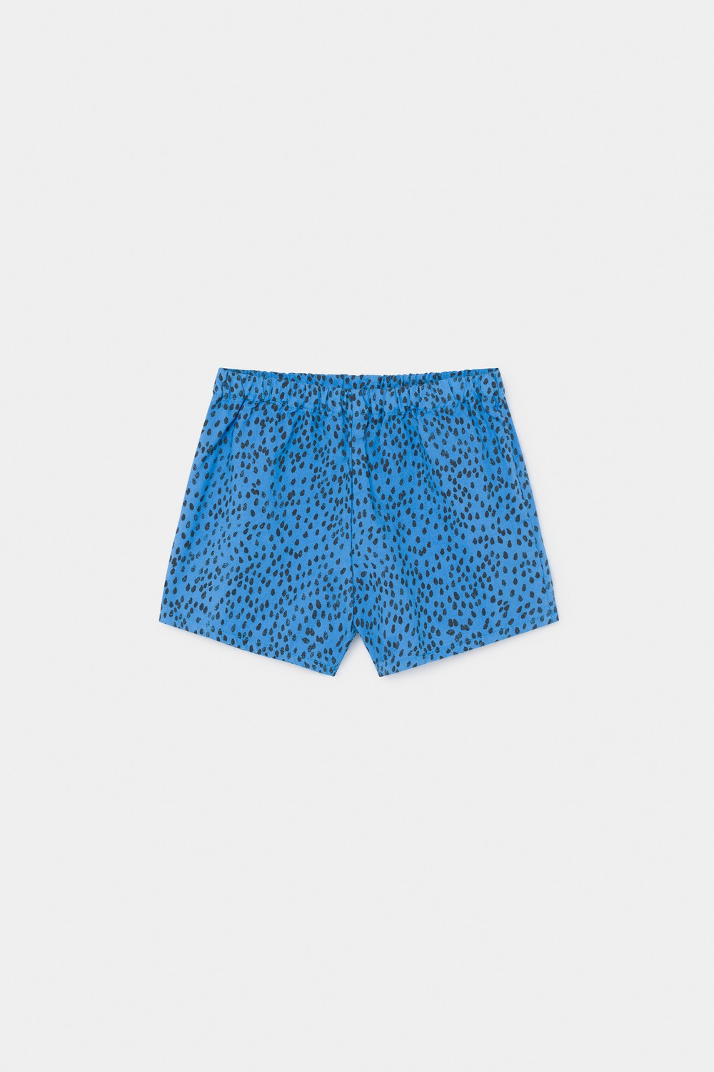 All Over Leopard Shorts