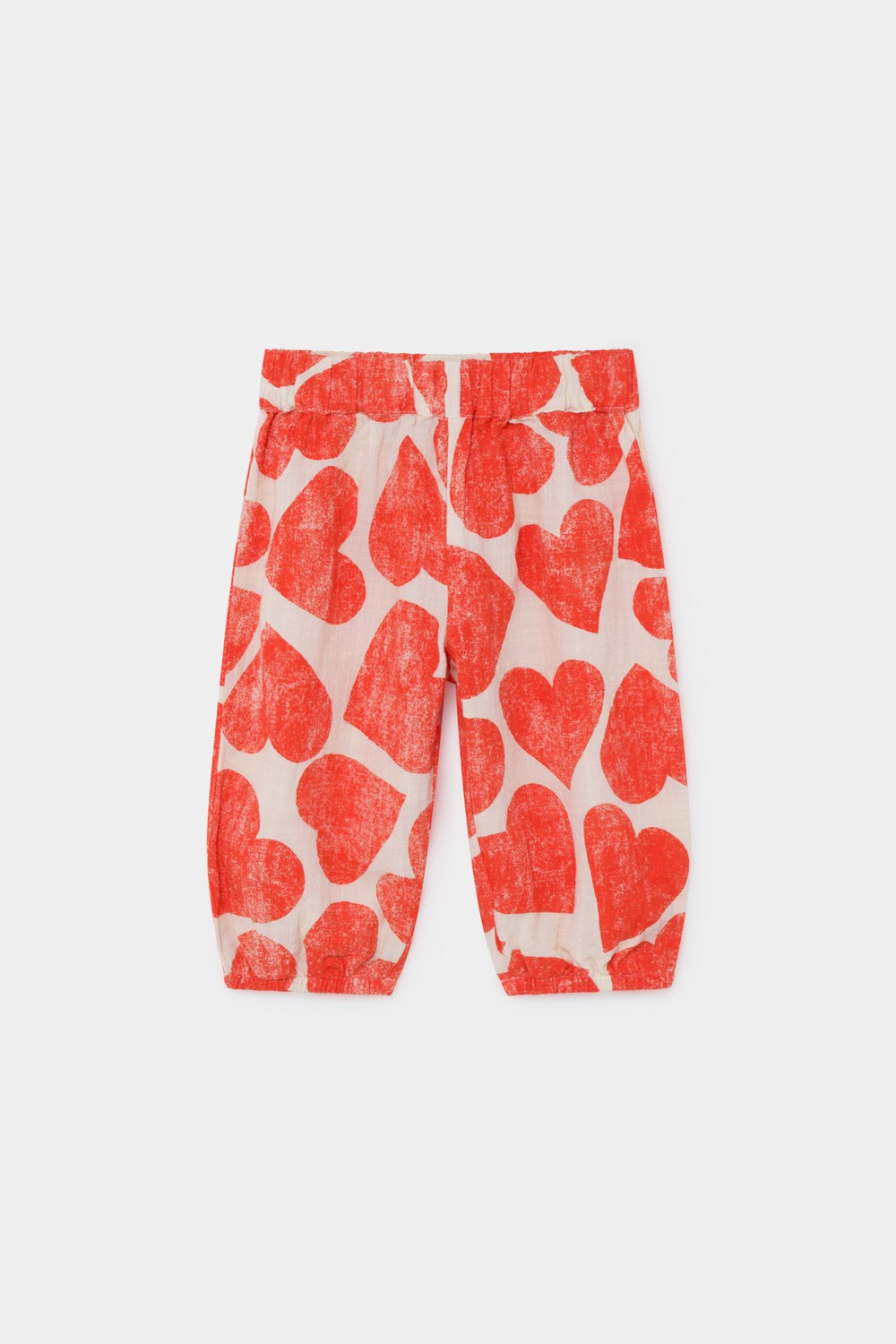 All Over Hearts Baggy Trousers
