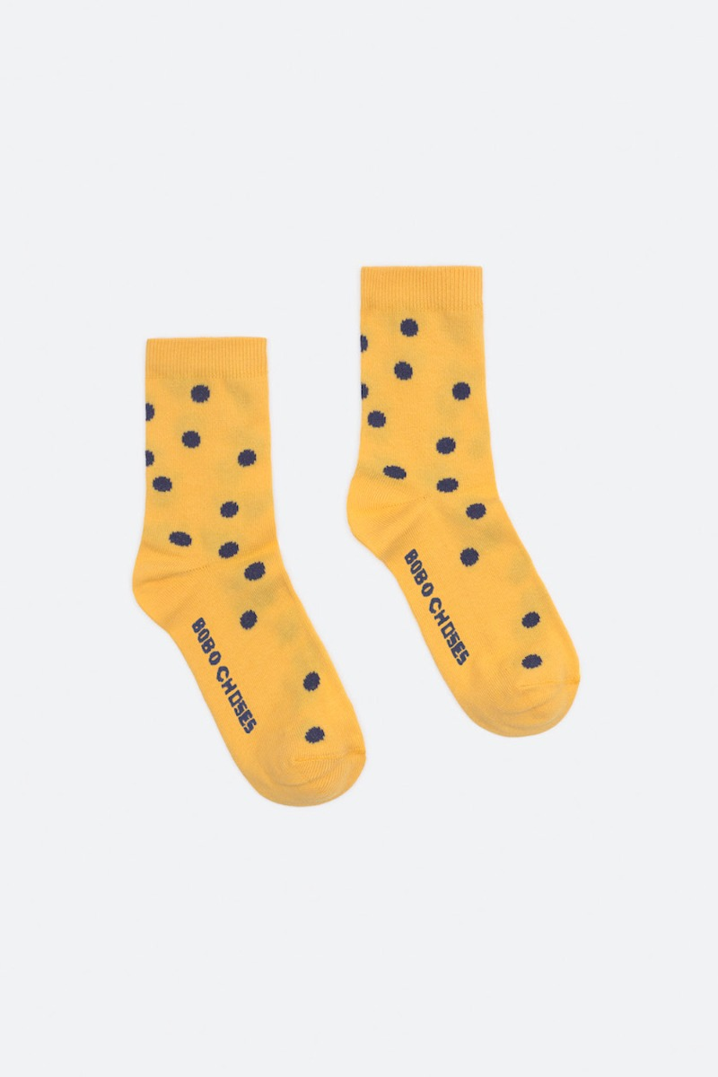 Dots Short Socks