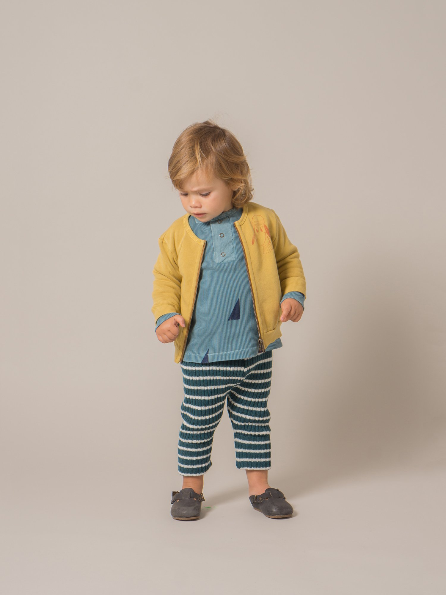 Baby Buttons T-Shirt  Sails