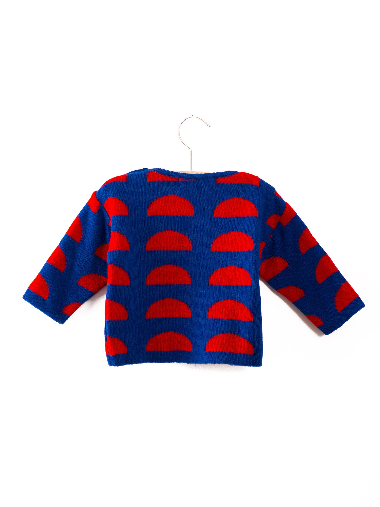 Baby Knitted Jumper Crests