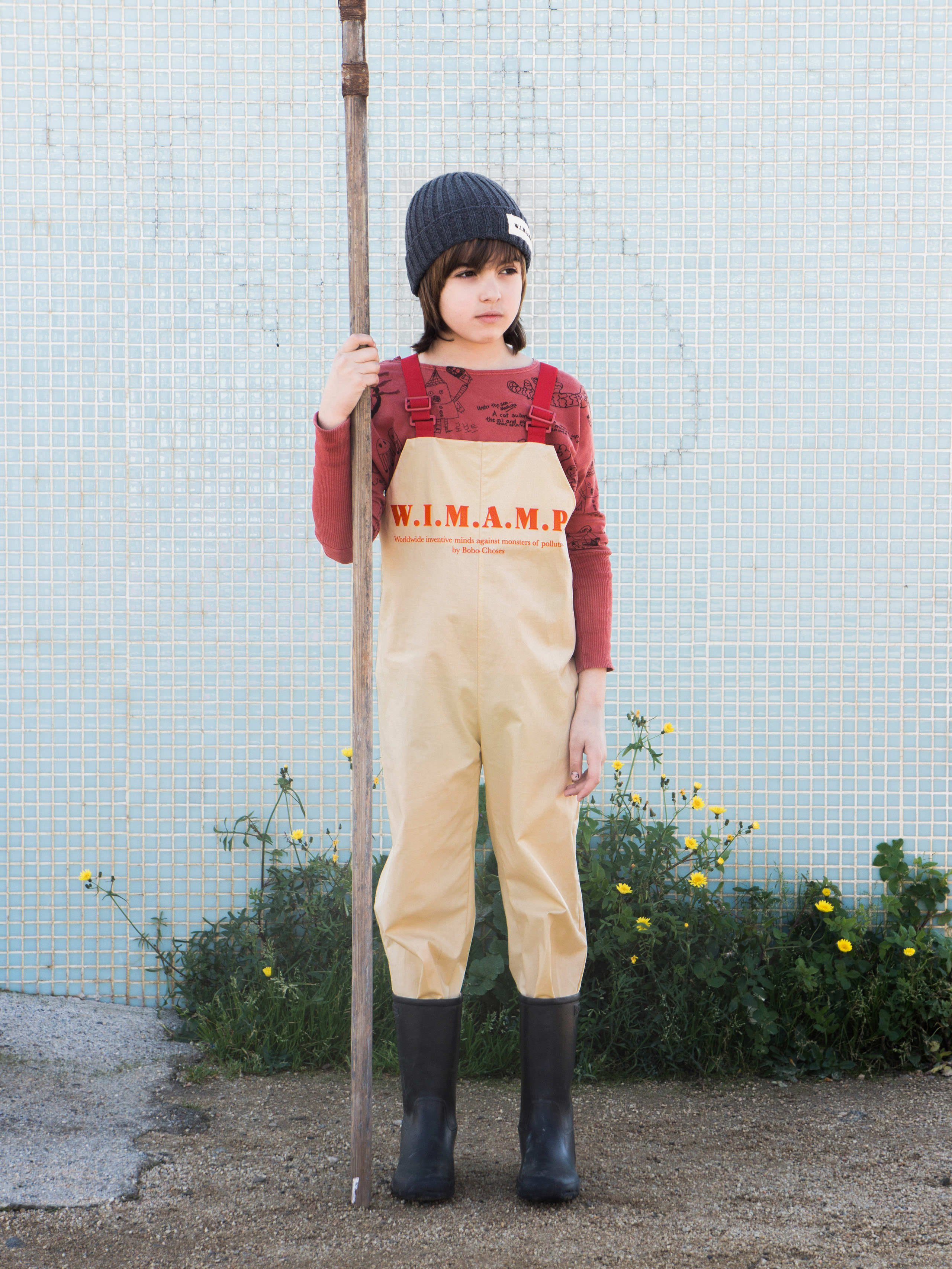 W.I.M.A.M.P. Dungarees
