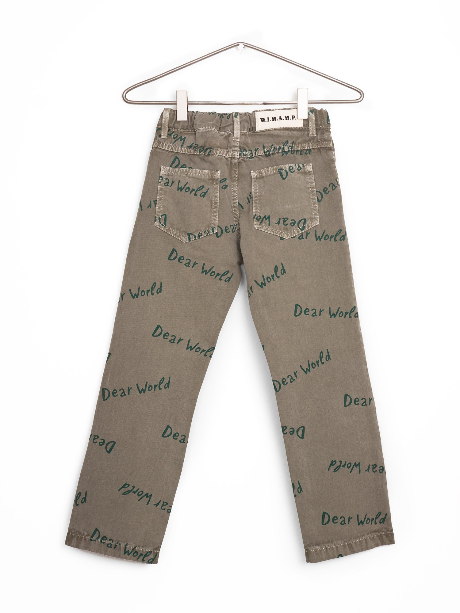 W.I.M.A.M.P. Laurel Straight Trousers