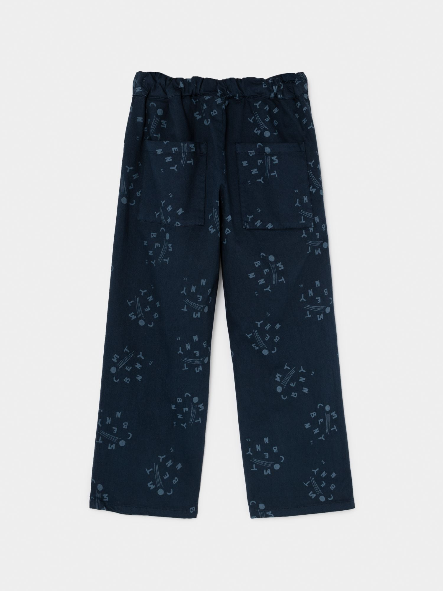 All Over Comet Benny Straight Pants