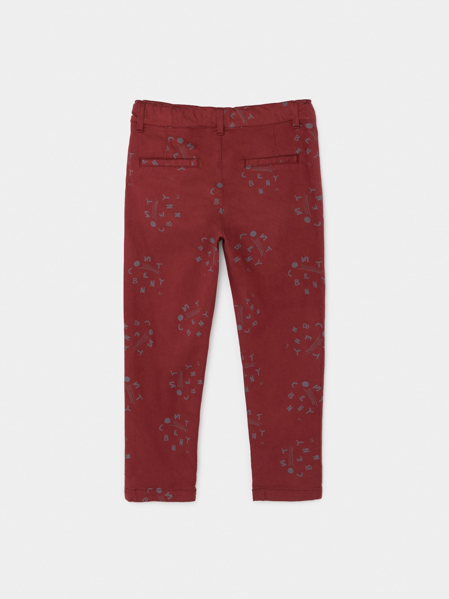 All Over Comet Benny Chino Pants