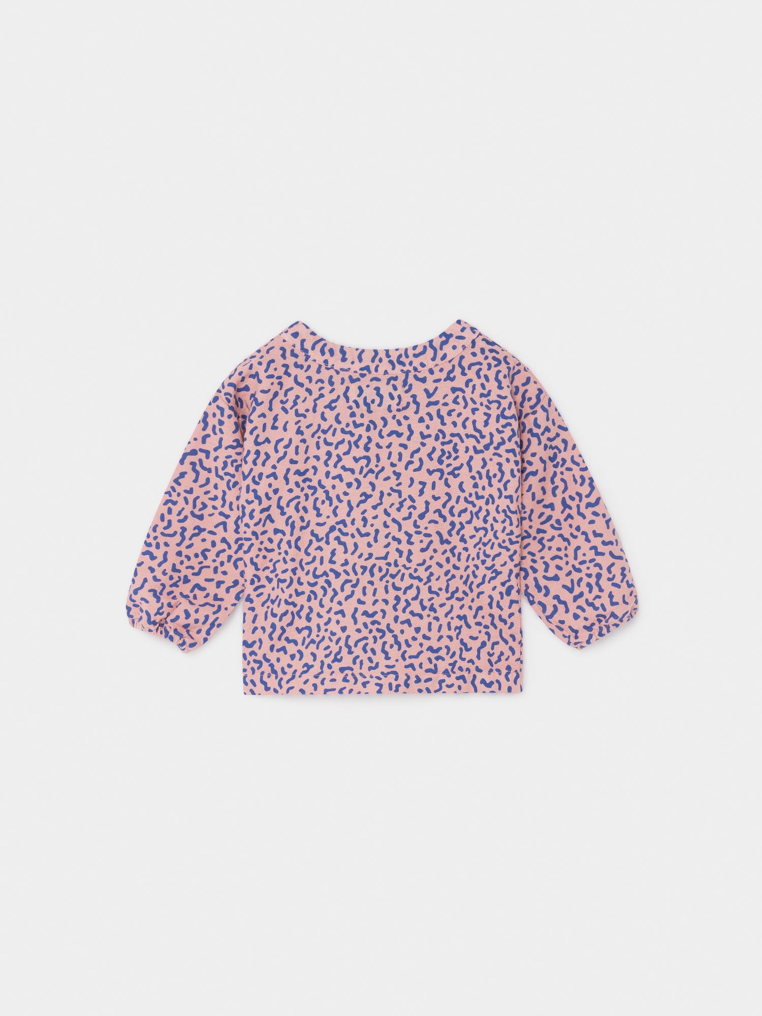 All Over Stardust Buttons Blouse