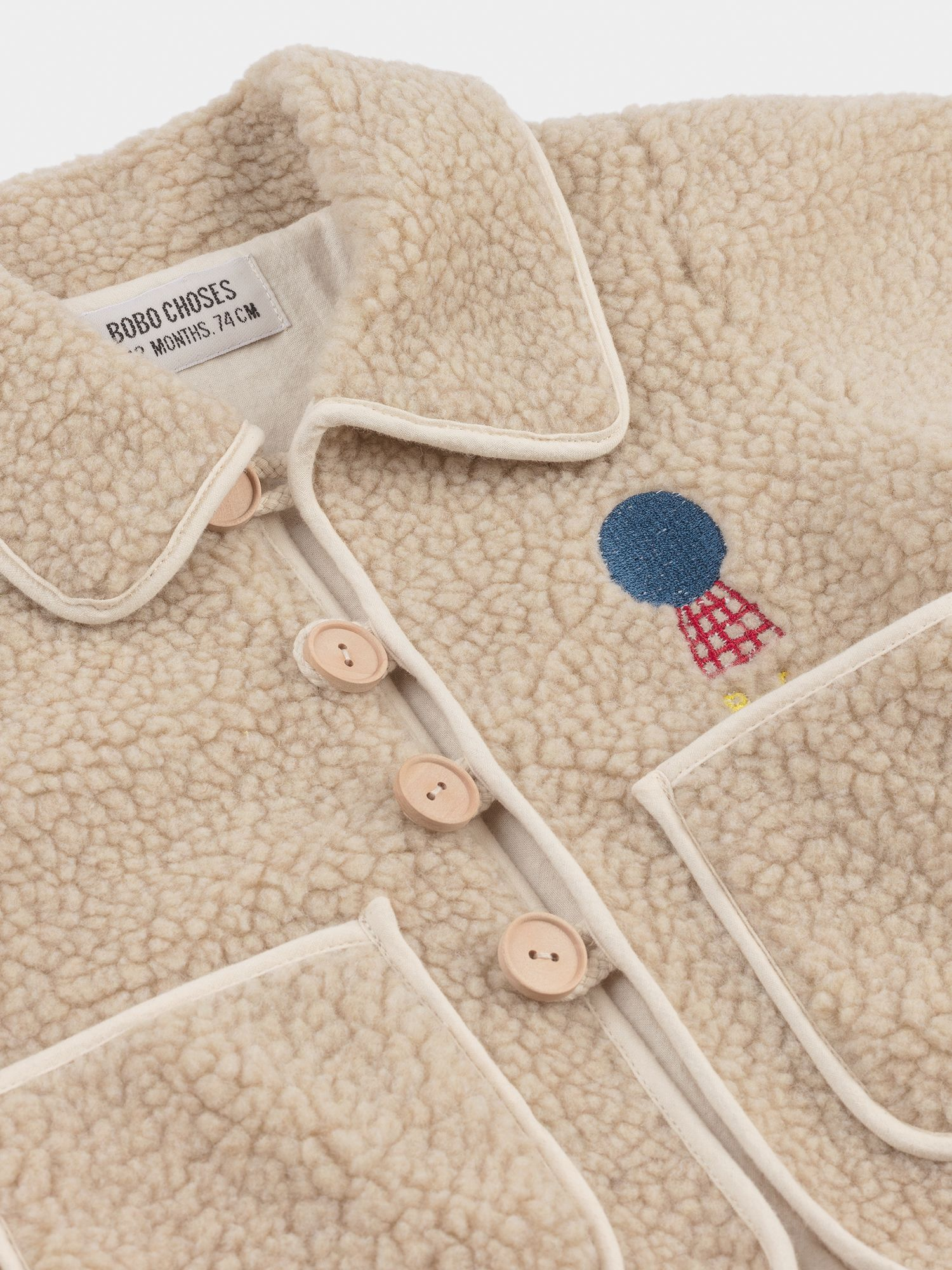 Mercury Sheepskin Jacket