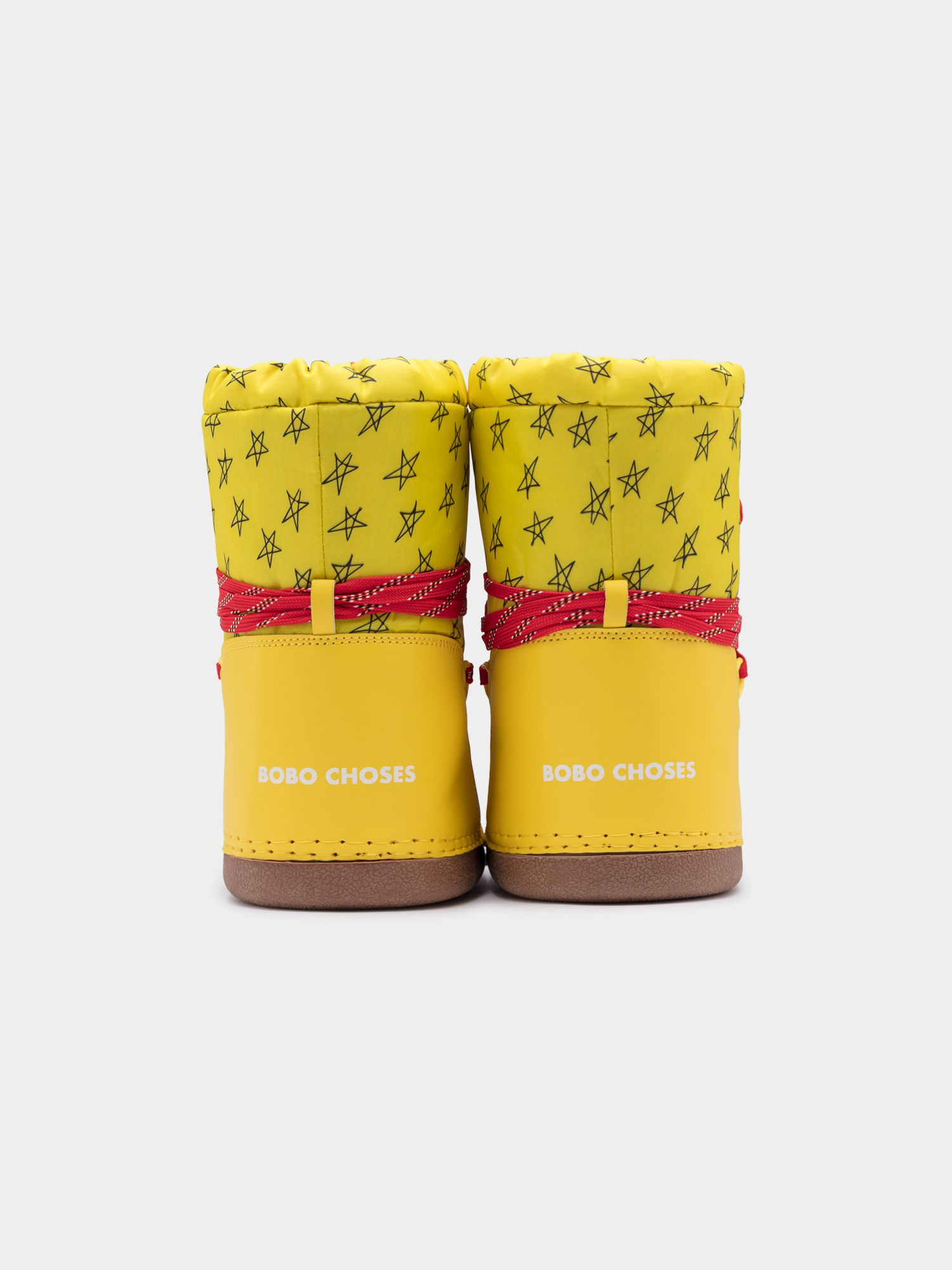 Yellow Cosmo Boots