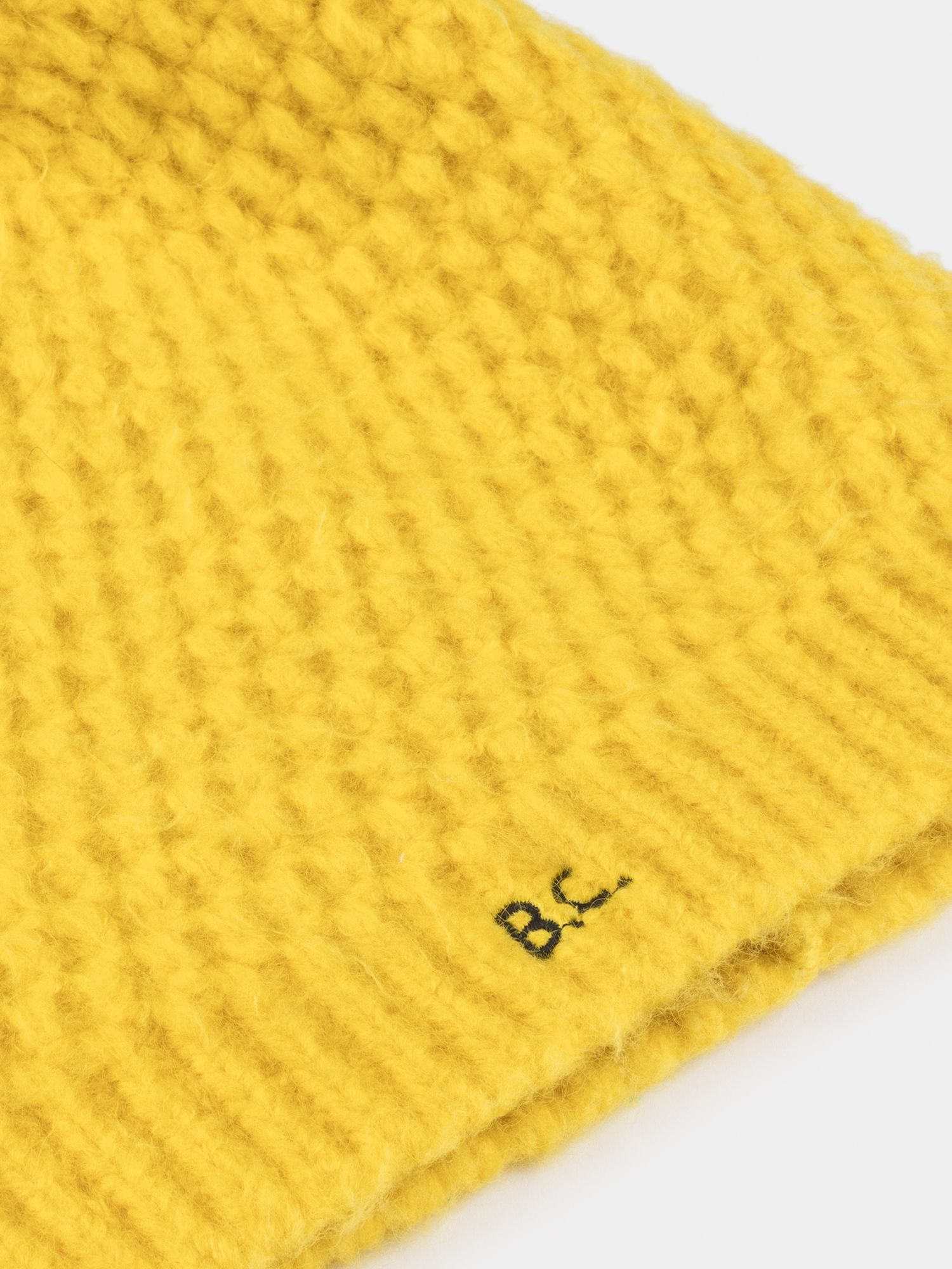 Yellow Woman Beanie