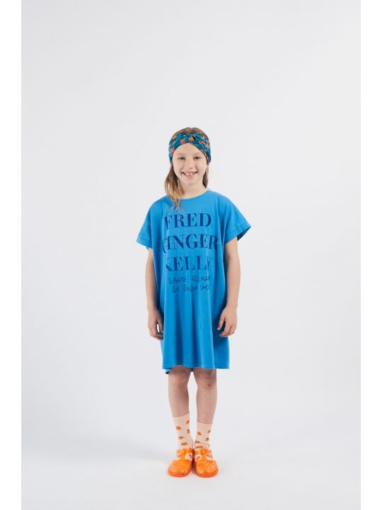 Fred, Ginger & Kelly T-Shirt Dress Look