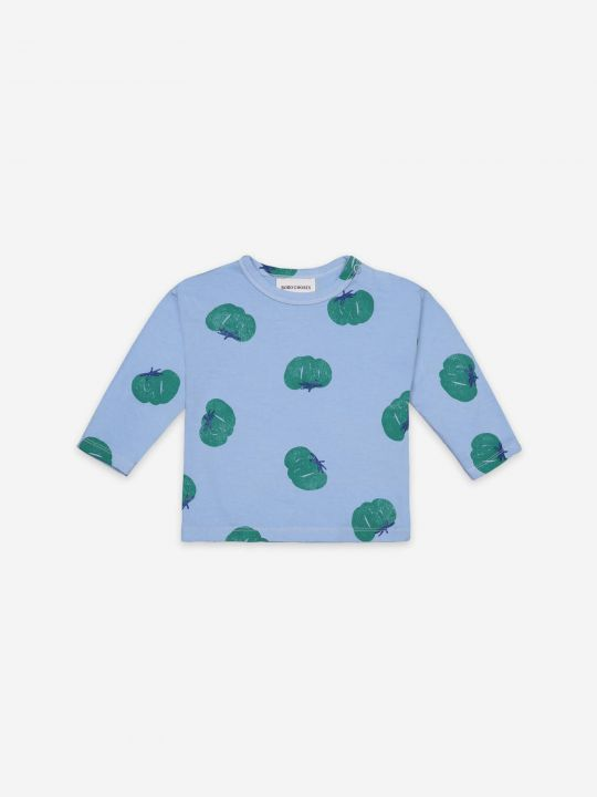 Tomatoes All Over Long Sleeve T-shirt