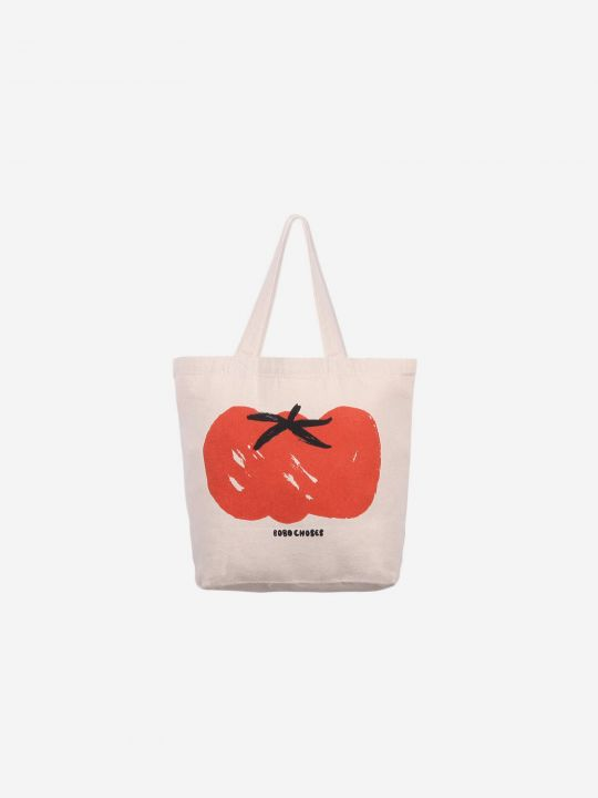 Tomato Small Tote Bag