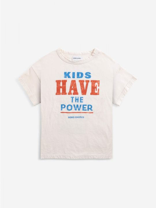 Kids Have The Power T-shirt