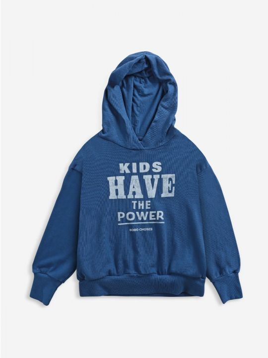 Kids Have The Power hooded sweatshirt