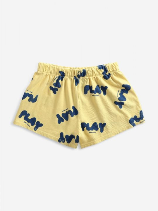 Play All Over jersey shorts