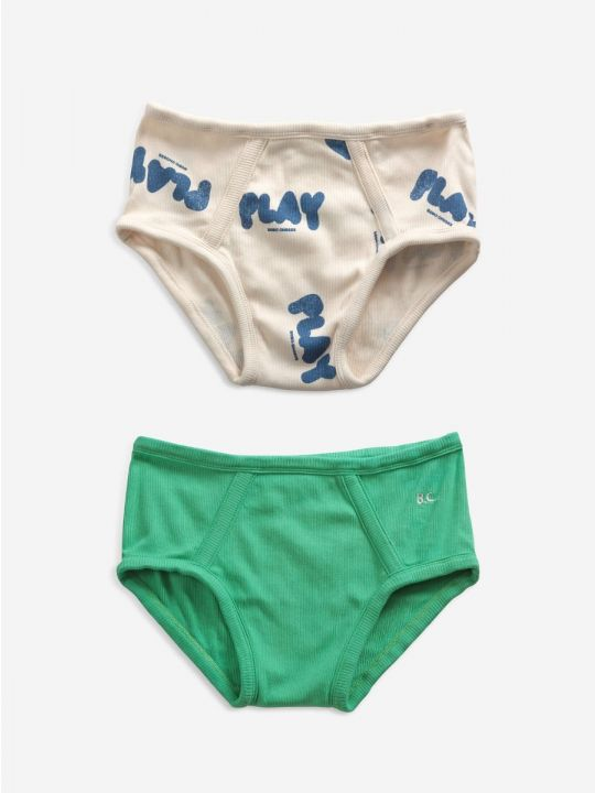 Play All Over and B.C. underpants pack