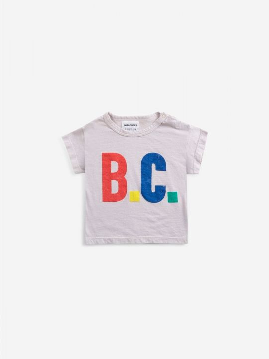 B.C short sleeve T-shirt