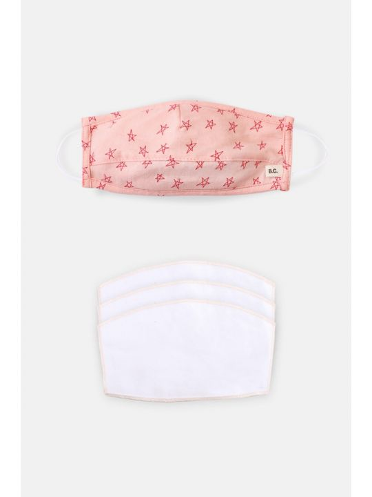 10-12 Years Stars Face Mask & Filter Pack