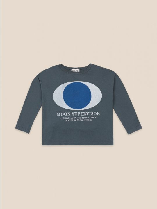 Moon Supervisor T-Shirt