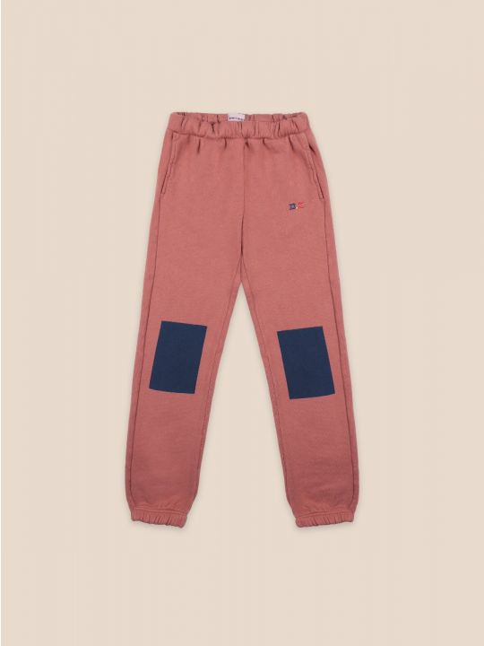 Patch Fleece Pants