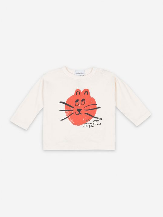 Baby Cat long sleeve T-shirt
