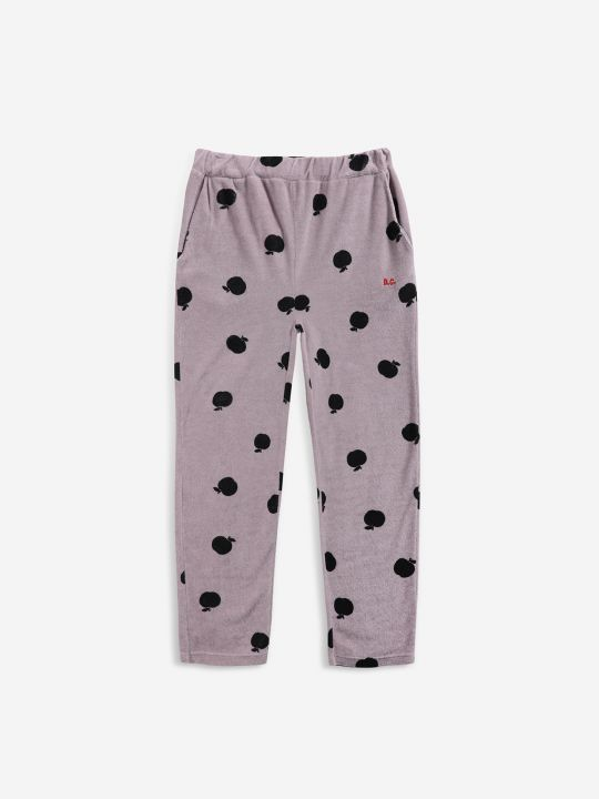 Poma allover terry pants