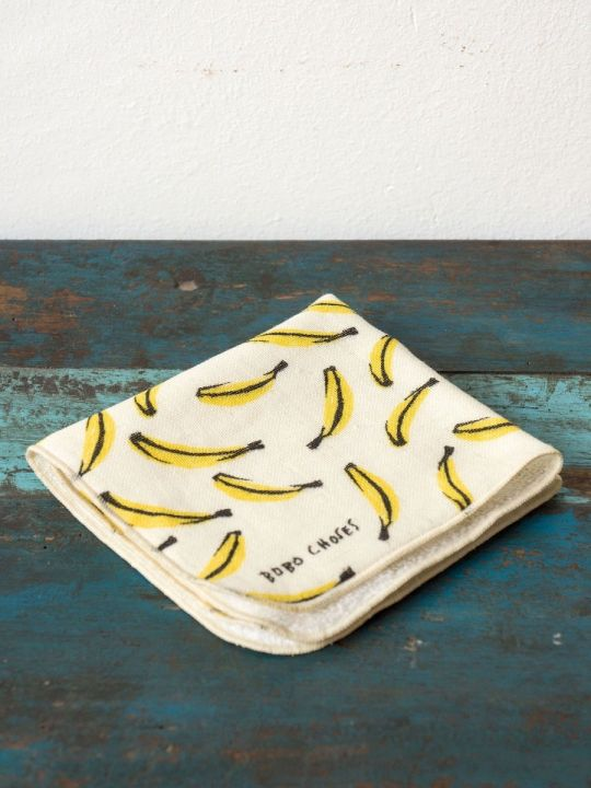Bananas Baby Towel