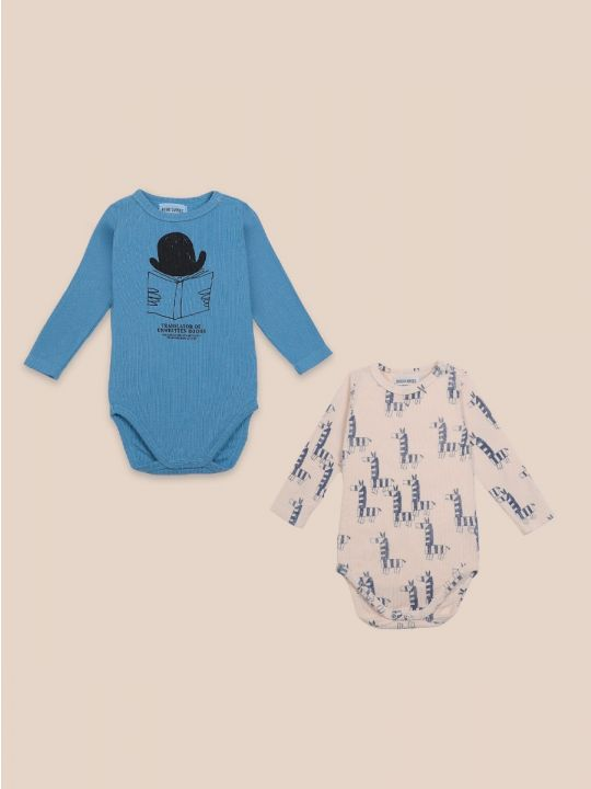 Translator and Zebra Baby Set