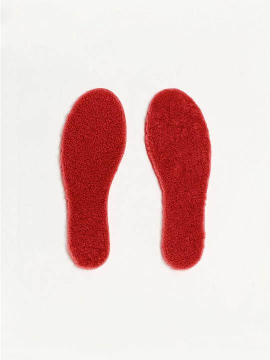 TOASTIES INSOLES KIDS - TOMATO