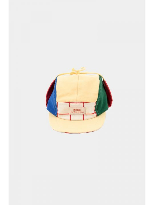 Wolly Beachballs Baby Cap