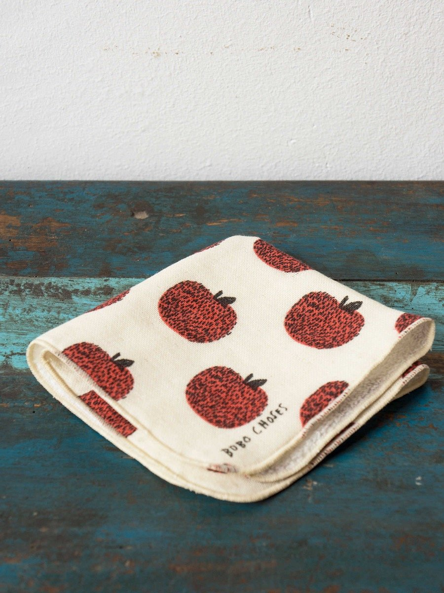 Apples Baby Towel