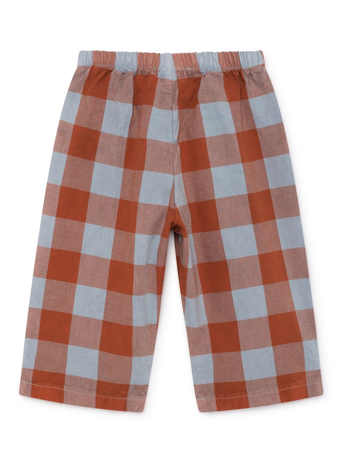 Vichy Baggy Trousers