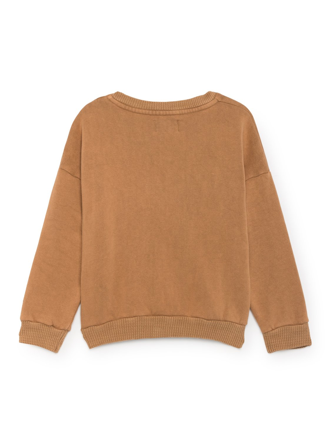 Clearly Confused Round Neck Sweatshirt
